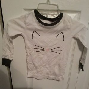 Old Navy little girls 5T shirt